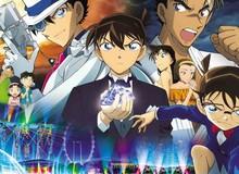 Trở thành bộ phim có doanh thu cao nhất lịch sử và những thành tích đáng nể mà movie 23 Conan đã đạt được