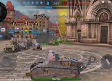 Iron Force 2 - Game mobile bắn tăng mang tính chiến thuật cao với cơ chế điều khiển đơn giản