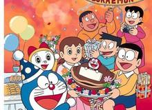 """Mừng tuổi 50 của Doraemon: Không chỉ là nhân vật truyện tranh, """"boss"""" mèo máy là biểu tượng của cả một nền văn hoá!"""