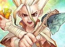 Dr. Stone tụt hạng 3 bậc, top anime mùa hè 2019 có sự biến động mạnh