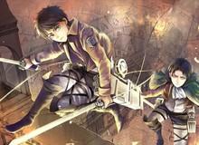 Attack on Titan: Bộ manga chiến tranh đẫm máu nhưng lại không hề phân ranh giới thiện - ác