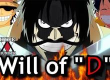 """One Piece: Rocks D. Xebec và 10 nhân vật máu mặt mang trong mình chữ """"D."""" bí ẩn (P1)"""
