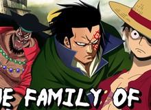"""One Piece: Rocks D. Xebec và 10 nhân vật máu mặt mang trong mình chữ """"D"""" bí ẩn (P2)"""