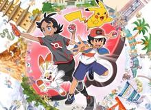 Chính thức: Ash Ketchum vẫn ở lại vũ trụ hoạt hình Pokemon, sẽ có bạn đồng hành và đối thủ mới!
