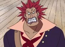 """One Piece: Có thể 1 thành viên trong băng của Shanks có mối liên hệ """"đặc biệt"""" với hải tặc Rock?"""