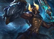LMHT: Game thủ quốc tế phát hiện ra 'tính năng' mới cực kì bá đạo của Pantheon
