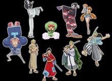 """One Piece: Luffy và đồng bọn cực chất trong trang phục """"nhập gia tùy tục"""" ở Wano"""