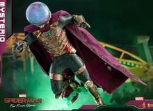 """Cận cảnh bộ Hot Toys cực chất của Mysterio - kẻ được mệnh danh là """"bậc thầy những cú lừa"""" trong vũ trụ Marvel"""