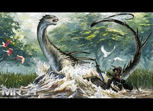 Mokele-Mbembe: Con quái vật hồ Lochness của thế giới MonsterVerse