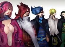 """One Piece: Lý do Reiju """"Hồng Độc"""" có cảm xúc chứ không hề vô cảm như quân đoàn sát thủ Germa 66"""