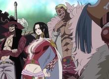 One Piece: Jinbe và 10 Shichibukai có thể đánh bại Tứ Hoàng trong trận đấu tay đôi? (P.2)