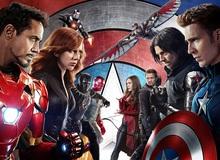"""Chuyện thật như đùa: Captain America suýt thì """"mồ côi đối thủ"""" vì Iron Man không tham gia Civil War"""