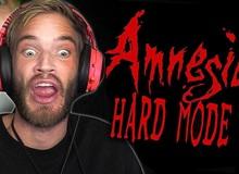 Tựa game kinh dị mà PewDiePie từng chơi, Amnesia chuẩn bị có phần game mới