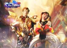 Cặp đôi vàng trong làng Stream ViruSs - Ngân Sát Thủ cực ngầu khi hóa thân đại sứ Cửu Thiên Mobile