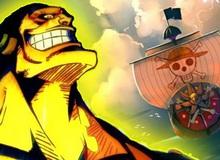 One Piece Stampede: Douglas Bullet - kẻ mang trong mình sức mạnh khiến cả thế giới phải hoảng sợ