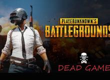 Số lượng người chơi liên tục giảm nghiêm trọng, PUBG đang dần trở thành 'Dead Game'?