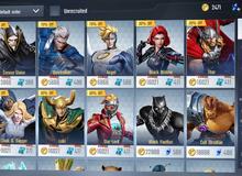 MARVEL Super War gửi tặng hàng chục nghìn vàng, game thủ nhận FREE 10 tướng siêu dễ