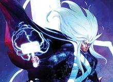 Đẹp trai hơn cả Tiên tộc trong Chúa Nhẫn, Thor trở lại với tư cách Sứ Giả Sấm Sét