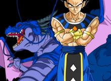Dragon Ball Super: Không phải Goku, Vegeta mới là người sẽ trở thành Thần hủy diệt của Vũ trụ 7