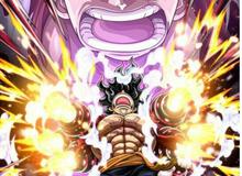 """One Piece Stampede: Kingman-chiêu thức mới của Gear 4 chính là """"chìa khóa"""" giúp Luffy đánh bại Tứ hoàng Kaido?"""