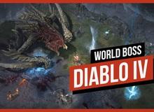 Săn boss thế giới, kiếm đồ hoàng kim, Diablo IV sẽ vực dậy kỷ nguyên của game nhập vai trực tuyến