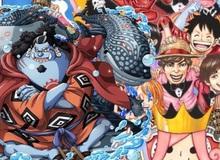 """One Piece: Jinbe bất ngờ được """"thừa nhận"""" là thành viên băng Mũ Rơm trong 1 clip âm nhạc"""