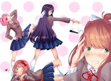 """""""Game kinh dị trá hình"""" Doki Doki Literature Club sắp có phiên bản mới, ra mắt ngay trong năm nay"""