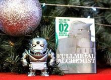 Phát hành tập 2 Fullmetal Alchemist bản đặc biệt: Bộ Manga không thể bỏ qua trong dịp đầu năm!