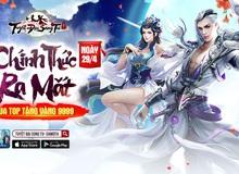 Tuyệt Đại Song Tu chính thức ra mắt 10h00 ngày 29/04/2020, tặng kèm vạn ưu đãi hấp dẫn cho game thủ