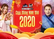 Chào năm mới 2020, Kiếm Ca VNG dành tặng 300 giftcode cho các game thủ