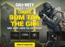Game thủ Việt quan tâm điều gì trước khi thực chiến Call of Duty: Mobile VN?