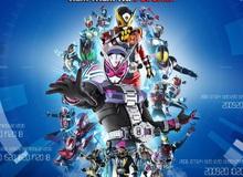 Series Kamen Rider Zi-O 100% bản quyền đã có mặt trên ứng dụng POPS