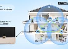 "Review ""tất tần tật"" về bộ Mesh Router Wi-Fi T10 của TOTOLINK"