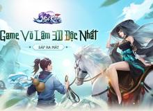 Khao khát của game thủ Việt khi tìm kiếm 1 tựa game chuẩn võ lâm
