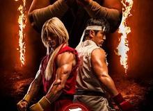 Street Fighter Assassin's Fist: Phim hành động đỉnh cao