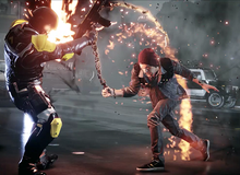 Gameplay rực rỡ mới của Infamous: Second Son