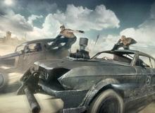 Mad Max tung trailer hấp dẫn mới