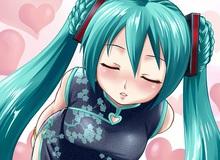 """Đồ chơi cho phép """"khóa môi"""" với Miku"""