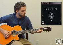 Cover 16 bản nhạc game bằng Guitar siêu tốc