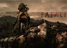 Mortal Kombat X giới thiệu các nhân vật mới