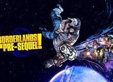 Borderlands The Pre Sequel công bố ngày phát hành