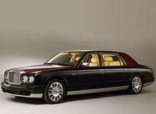 Limousine: Xe hạng sang dành cho giới nhà giàu