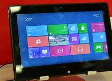 [Video] Demo năng lực chip ARM 2 nhân chạy laptop lai tablet Windows RT