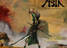 Asta: The War of Tears and Winds ấn định ngày mở cửa