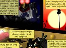 Cười vỡ bụng với truyện tranh LoL (phần 3)