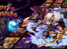 Heroes & Monsters - Game thuộc thể loại Match-3 hay nhất hiện nay