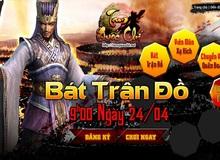 Mục sở thị Bát Trận Đồ trong phiên bản 2.1 của Webgame Tam Quốc Chí