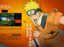 "Namco Bandai giới thiệu Naruto Online ""xịn"""