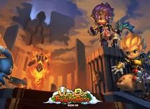 Game Online Vùng Đất Thủ Lĩnh Rồng sắp xuất hiện tại Việt Nam