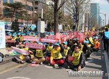 Hàn Quốc: Game thủ Hàn biểu tình vì không được hút thuốc